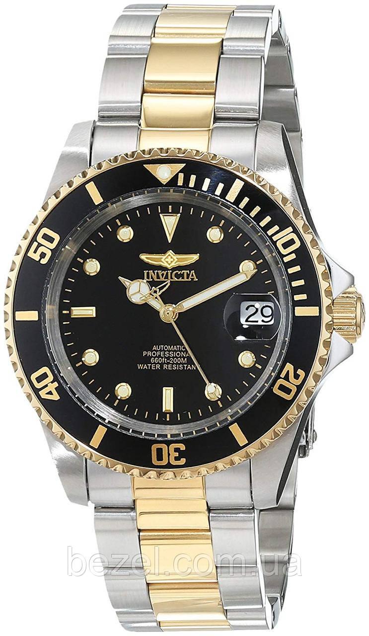 Мужские часы Invicta MAKO Pro Diver 8927OB Инвикта швейцарские механические