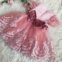 Пышное платье для девочки Анджелина