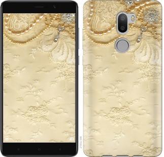 "Чехол на Xiaomi Mi 5s Plus Кружевной орнамент ""2160c-396-19380"""