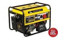Генератор бензиновый Кентавр КБГ605Э_3 медь 3 года гарантии 3 фазы