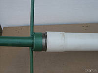 Оголовок промывочный для обсадных труб D 90 мм и D 87 мм