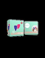 Набор менструальных чаш  размер А и B - Fun Cup Fun Factory