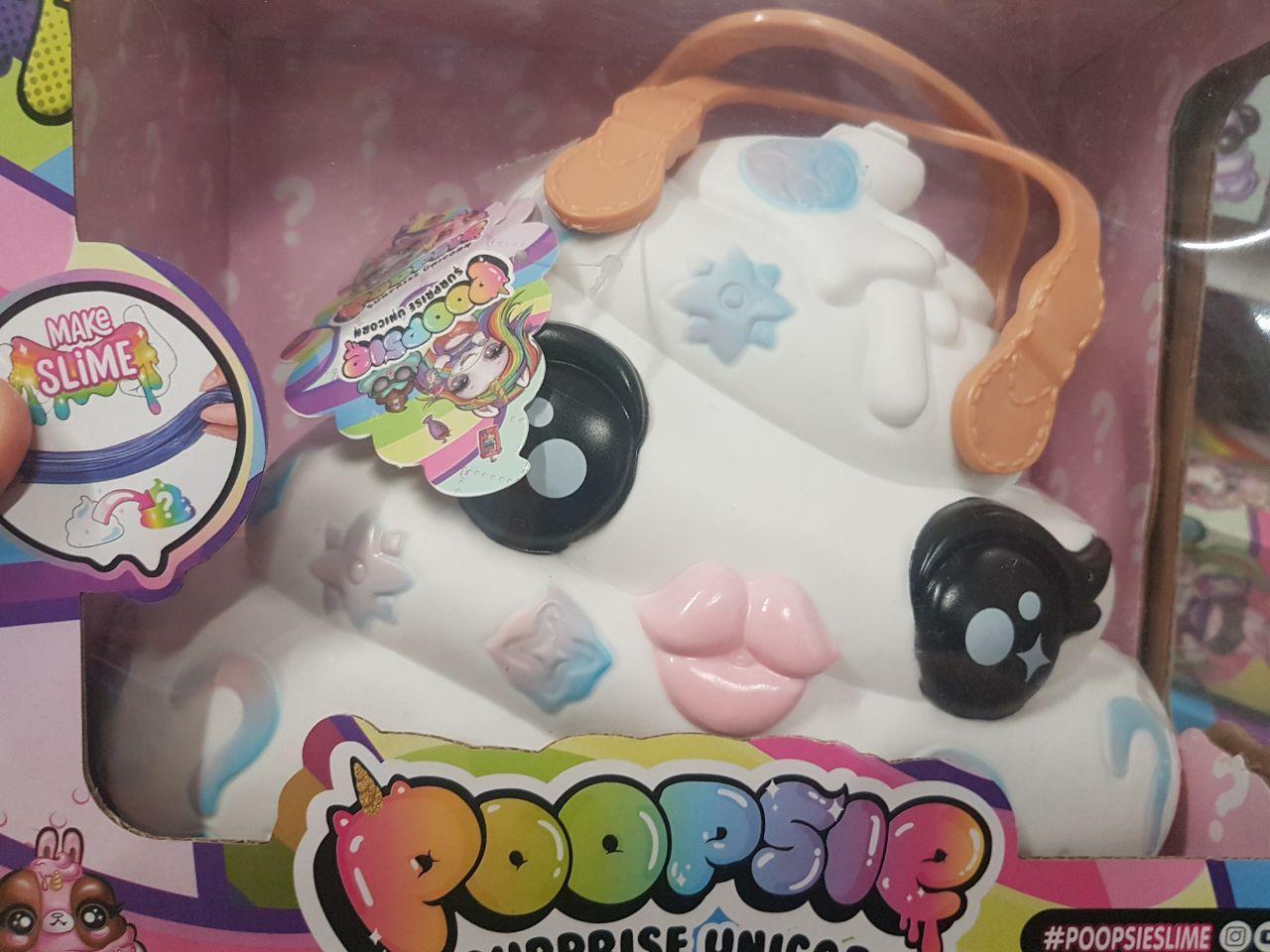 Сумочка з Сюрпризом Пупси Poopsie Unicorn surprise slime PG4001