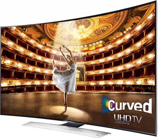 Телевизор Samsung UE78HU9000 (1200Гц, UltraHD 4K, Smart,Wi-Fi, 3D, ДУ Touch Control,изогнутый экран), фото 2