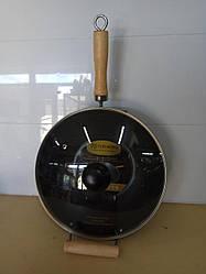 Сковорода Вок с крышкой 30 см ЕВ-3342