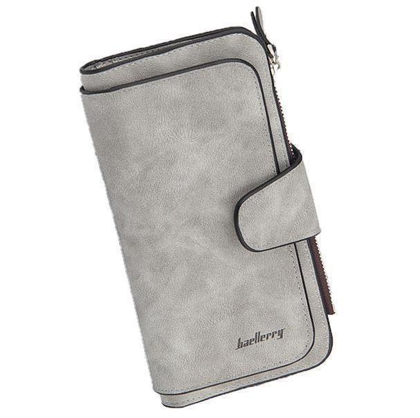 Кошелек женский Baellerry  Grey 2345