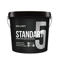 Kolorit Standart 5 матова фарба