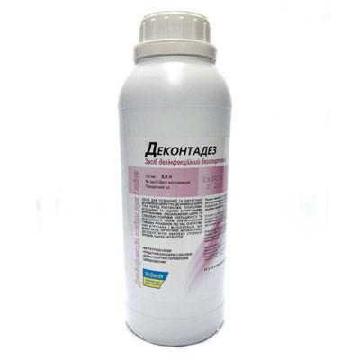 Антимикробное моющее средство Деконтадез 1 л