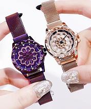 Женские часы с вращающимся циферблатом от 10шт, фото 3