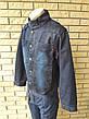 Куртка мужская джинсовая  больших размеров  RECIPIENT, Турция, фото 4