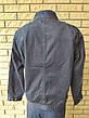 Куртка мужская джинсовая  больших размеров  RECIPIENT, Турция, фото 6