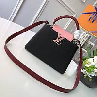 Жіноча сумка Louis Vuitton Capucines, фото 1
