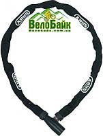 Велозамок ABUS 1500/110 web ланцюг на ключ чорний 563461