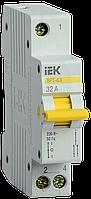 Переключатель ввода трехпозиционный 32А  1Р ВРТ-63   IEK