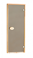 Двери для бани ПАЛ 80х200 см (бронза)