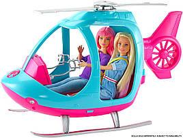 Лялька Барбі туристичний вертоліт Barbie Helicopter FWY29