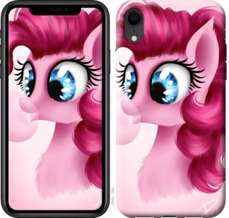 "Чехол на iPhone XR Pinkie Pie v3 ""3549c-1560-19380"""