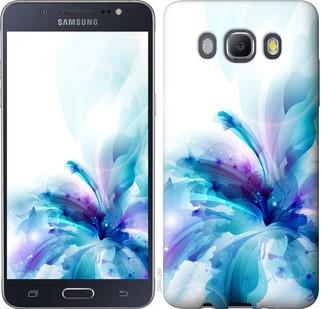 "Чехол на Samsung Galaxy J5 (2016) J510H цветок ""2265c-264-19380"""