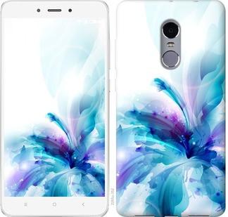 """Чехол на Xiaomi Redmi Note 4 цветок """"2265c-352-19380"""""""