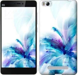 """Чехол на Xiaomi Mi4c цветок """"2265c-178-19380"""""""