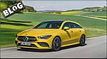 Mercedes представил AMG-версию нового CLA Shooting Brake