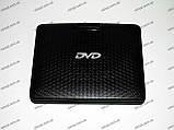 Портативний DVD плеєр 789 акумулятор, TV тюнер, USB, фото 4