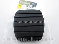 Накладка педали тормоза (L=62mm) на Рено Мастер III 10-> Renault (оригинал) 8200874407