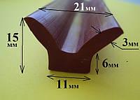 Термостойкий уплотнитель для печи, фото 1