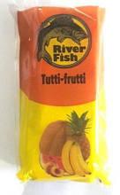Прикормка для риби технопланктон Fish River Тутті-фрутті (Tutty-Frutty), 4шт