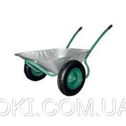 Тачка садовая Forte WB6407 31246 двухколесная