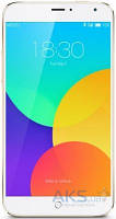Сенсор (тачскрин) для Meizu MX4 Original White