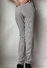 Женские летние штаны N°17 П/2 черная, фото 3