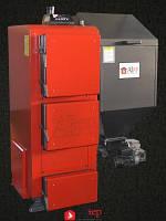 Котлы твердотопливные с автоматической подачей топлива Альтеп KT-2E-SH (Altep KT-2E-SH) 17 квт