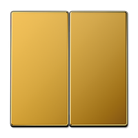 Клавиша 2-я Jung LS 990 GOLD