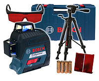 Линейный лазерный нивелир Bosch GLL 3-80
