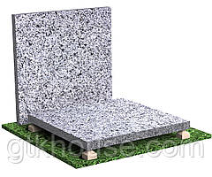 Плитка гранитная термообработанная Покостовская