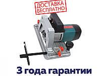 Циркулярная пила ЗПЦ-2300 / 2300 Вт, 200 диск (циркулярка)