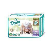"""Подгузники """"Dada extra soft """" 4 (7-18 кг) 46 шт, фото 1"""