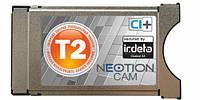 CAM модуль для доступа к эфирному ТВ стандарта DVB-T2