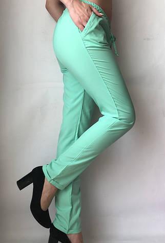 Женские летние штаны, 13 Мята, фото 2