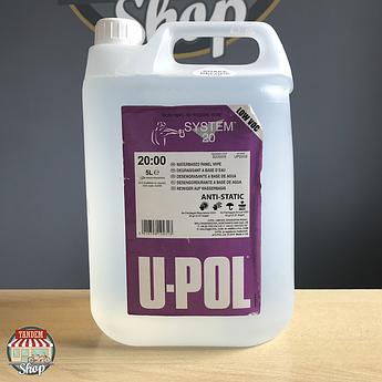 Обезжириватель на водной основе U-POL S2000, 5 литров