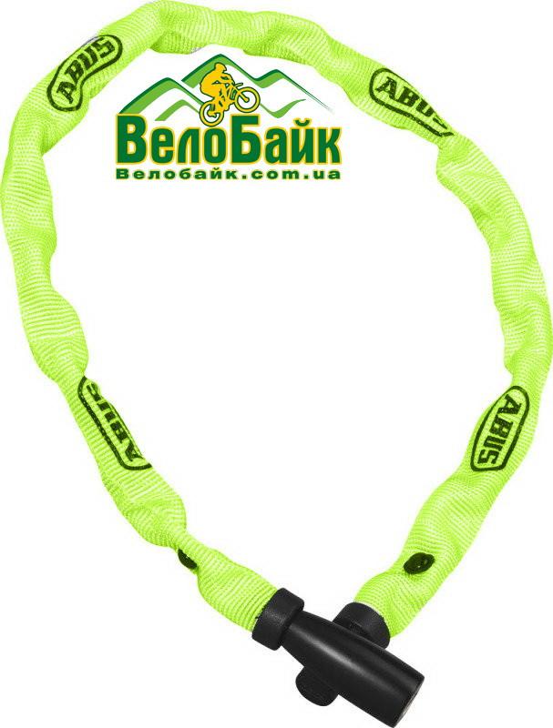 Велозамок ABUS 1500/60 web Lime ланцюг на ключ салатовий 563447