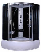 Душевой бокс AQUASTREAM Comfort 130 HB с гидро-аэро массажем в поддоне (130х130х217)