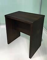 Переносной стульчик Atlantis для душевых боксов и кабин из термодерева