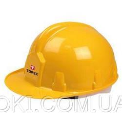Каска TOPEX 82S200 защитная желтая