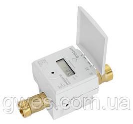 Ультразвуковой счетчик воды HYDRUS DN20 Qn4 L130 резьбовой