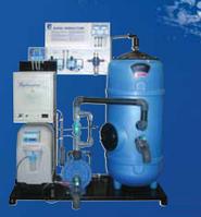 Системы озонирования GEMAS HYDROZONE Corona Discharge COMPACT