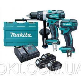 Набор электроинструмента Makita DLX2145X1