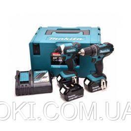 Набор электроинструмента Makita DLX2127TJ1