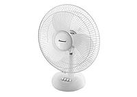 Настольный вентилятор охладитель Domotec MS-1626 мощность 40 Вт